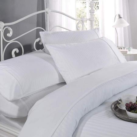 Ritz Duvet Cover Set White