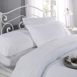 Ritz Duvet Cover Set White