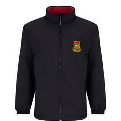 Crested School Jacket Black