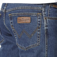 Texas Stretch Jeans Dark Blue
