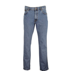 Texas Stretch Jeans Light Blue