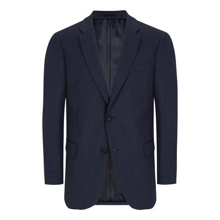 Shark Contemporary Suit Jacket Navy