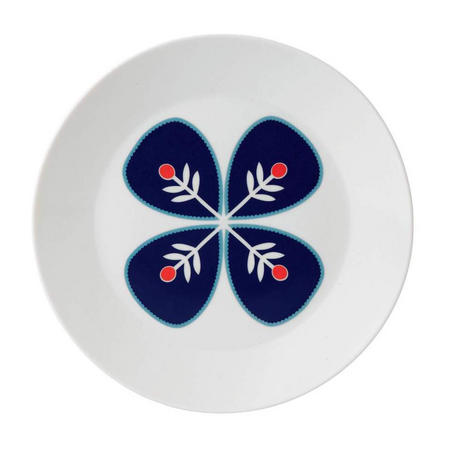 Fable 22cm Accent Plate Flower