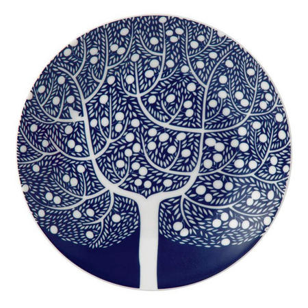 Fable 16cm Accent Tree Blue