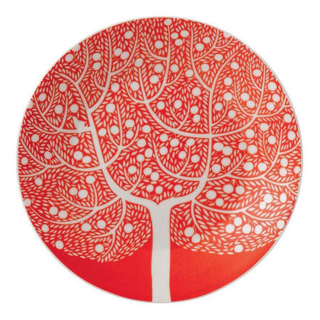 Fable 16cm Accent Tree Red
