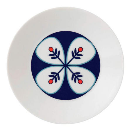Fable 16cm Accent Plate Flower