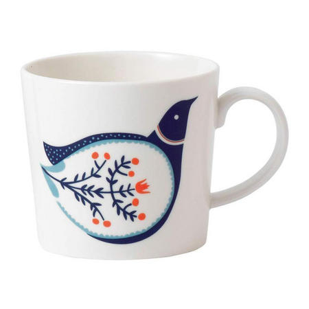 Fable Mug Accent Bird