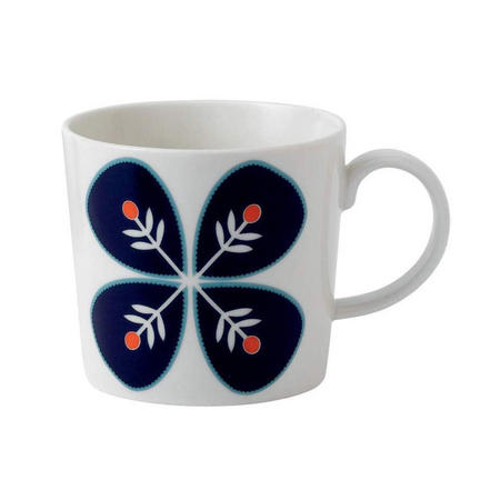 Fable Mug Accent Flower
