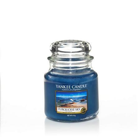 Turquoise Sky Medium Jar