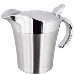 Gravy Boat Double Wall Steel