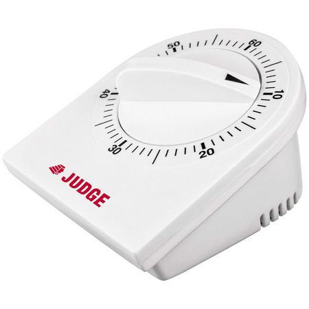 Analogue Timer White