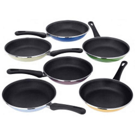 Funky Frypan 24 Cm Assorted