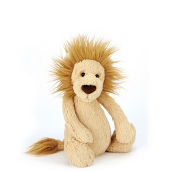 Bashful Lion Medium Yellow