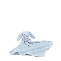 Bashful Blue Bunny Soother Blue