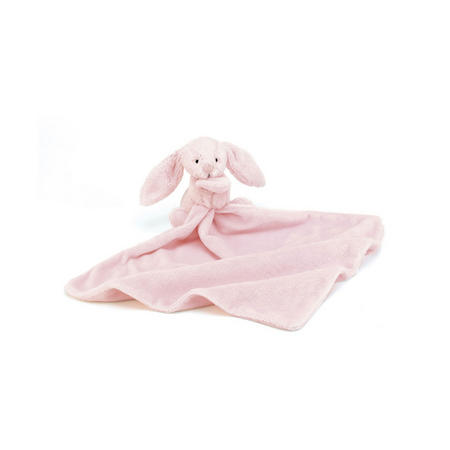 Bashful Pink Bunny Soother Pink