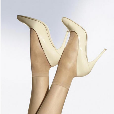 Satin Touch 20 Stockings Natural