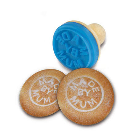 Cookie Stamps Home Baked Set