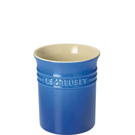 Utensil Jar Dark Blue