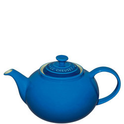 Classic Tea Pot Dark Blue