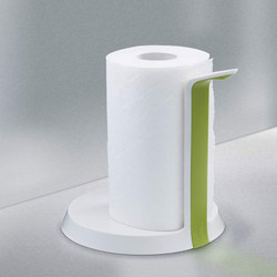 Easy-Tear™ Kitchen roll holder White/Green