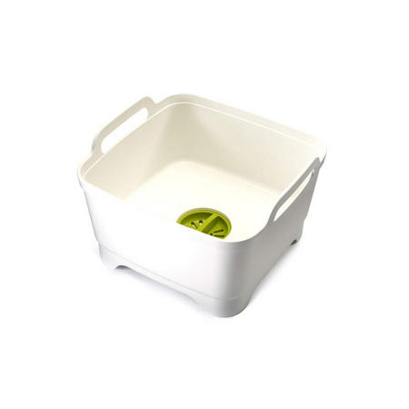 Wash&Drain™ Bowl White