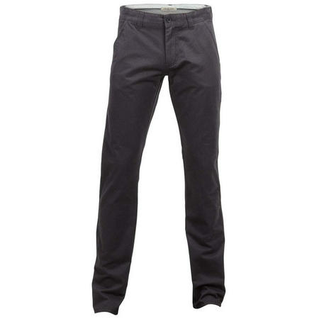 Three Paris Chino Pants Grey