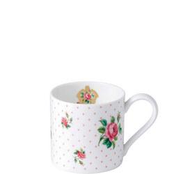 Cheeky Pink Pink Roses Mug