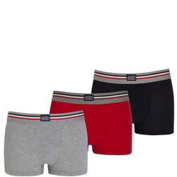Three-Pack Boxers Multicolour