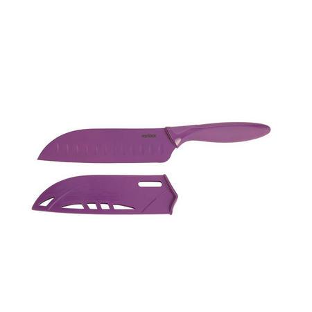 Santoku Knife 18 Cm Purple