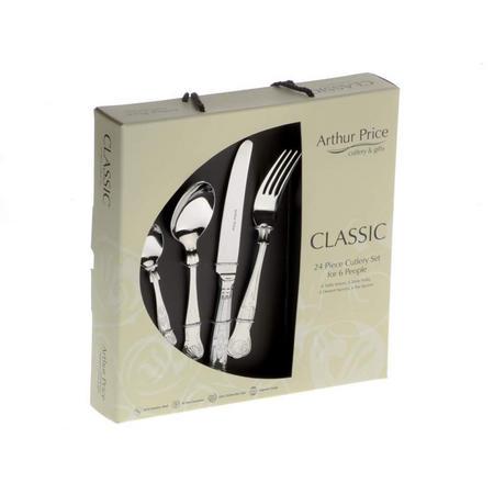 Classic Kings 24 Piece Box Set