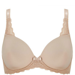 Amourette Spotlight Full Cup Bra Nude