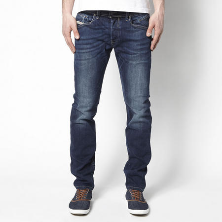 Slim Belther Jeans Navy