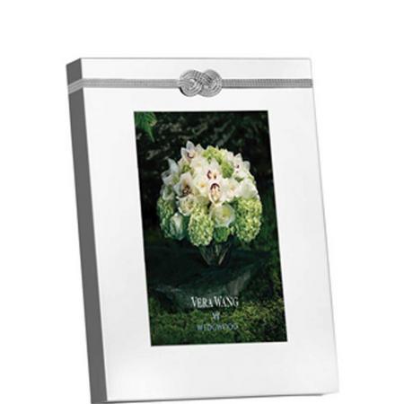 Wedgwood Vera Infinity Frame 4x6