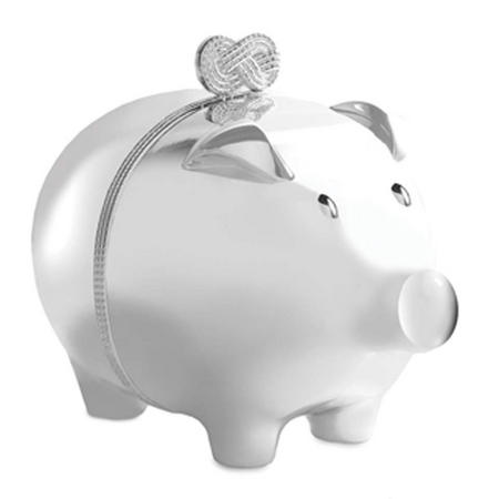 Wedgwood Oh Baby Baby Piggy Bank