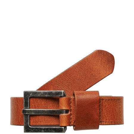 Duko Leather Belt Brown