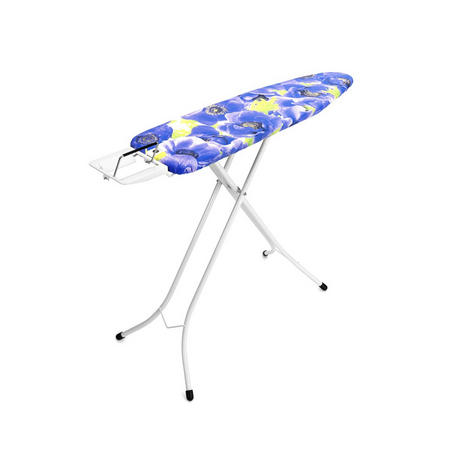 Ironing Board With Steam Iron Rest