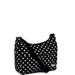 Polka Dot Baby Changing Bag