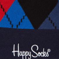 Argyle Socks Blue