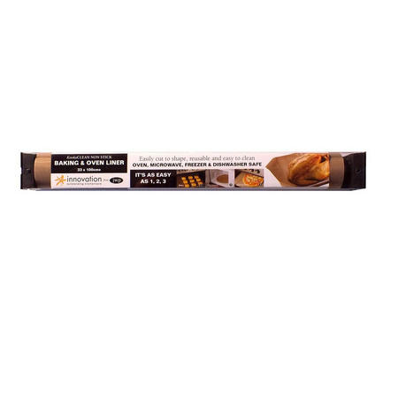 Non-Stick Oven Liner Gold
