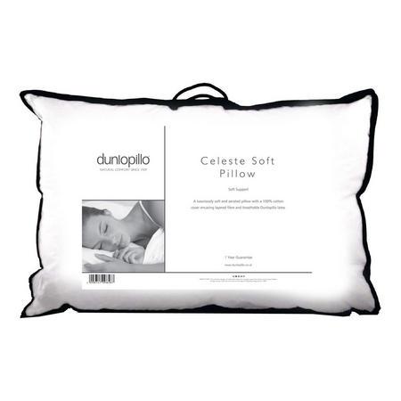 Celeste Soft Support Pillow