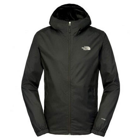Quest Jacket Black