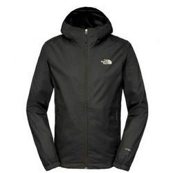Quest Waterproof Jacket Black