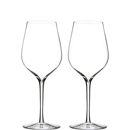 Elegance Sauvignon Blanc Wine Glass Set Of 2