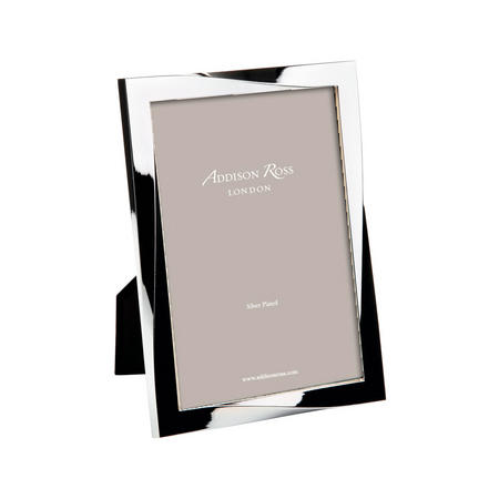 Silver Plate Picture Frame