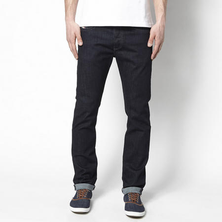 Buster Tapered Jeans Navy