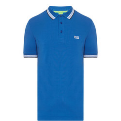 Paddy Polo Shirt Blue