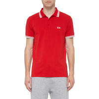 Paddy Polo Shirt Mid Red