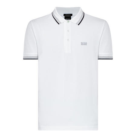 Paddy Polo Shirt White