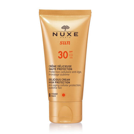 Delicious Cream High Protection for Face SPF 30