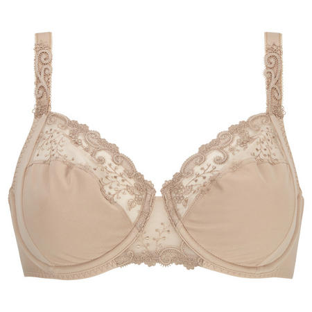 Delice Full Cup Bra Nude